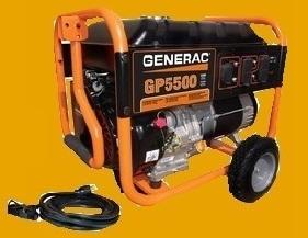 inflatable generator