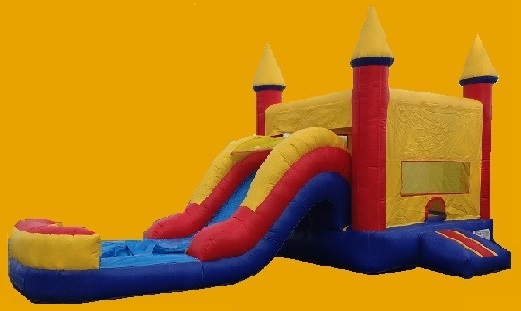 Wet & dry inflatable