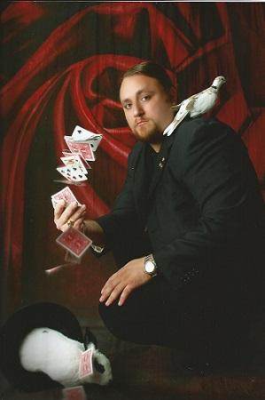 Bob Fostok - party magician