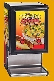 cheese -chili dispenser