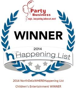 2014 North DelaWHEREHappening List Entertainment Winner